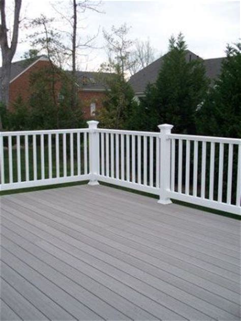 grey solid color stain   deck  great