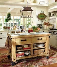 pottery barn kitchen island enthralling pottery barn rolling kitchen island from unfinished wood with rustic rubbed