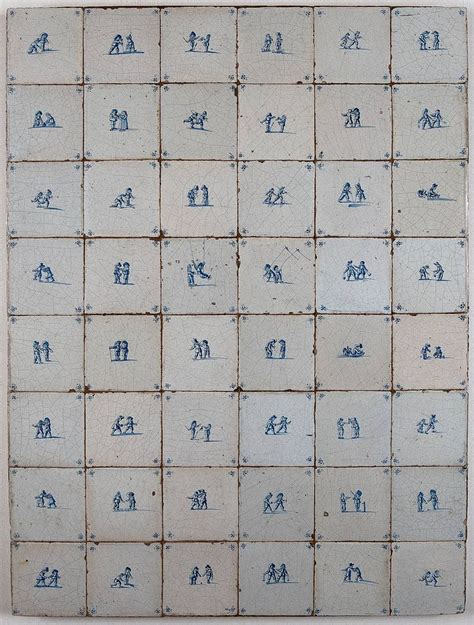 delft kitchen tiles children at play ceramic tile rijksmuseum amsterdam 3147