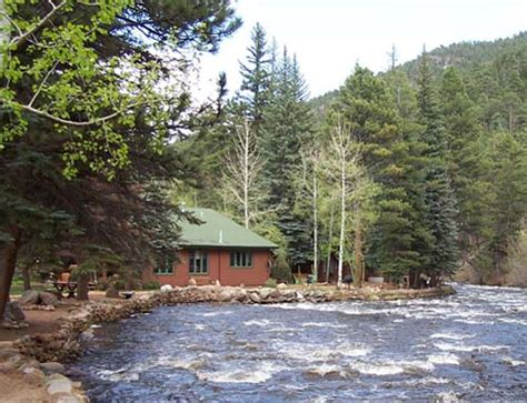 cabins in estes park colorado featured friendly accommodations river spruce cabins