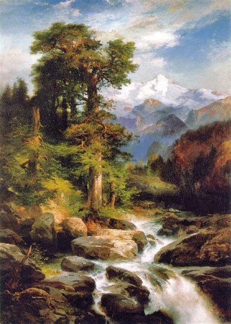 century american paintings thomas moran ctd