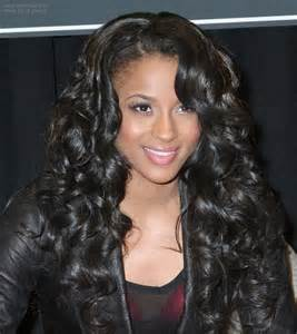 Ciara Hairstyles Long Hair