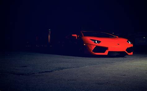 Lamborghini, Car, Lamborghini Aventador, Hypercar, Red