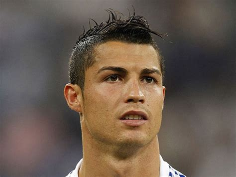 cool cristiano ronaldo hairstyle collection slodive