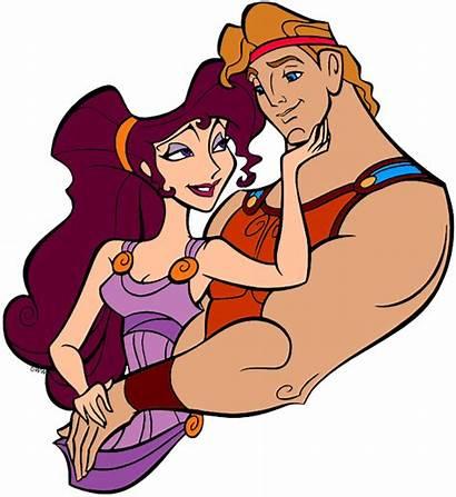Hercules Meg Disney Megara Clip Disneyclips