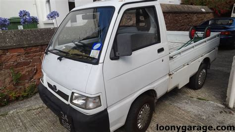 Hijet Mini Truck by Daihatsu Hijet Mini Truck