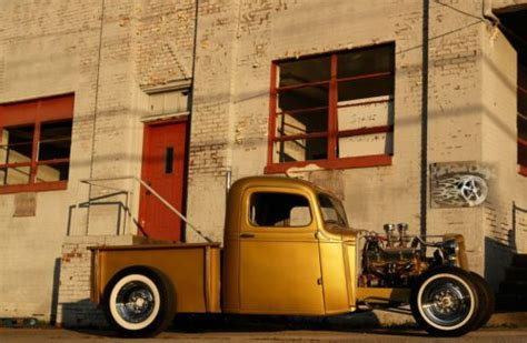 find   chevy traditional hot street rod rat pickup