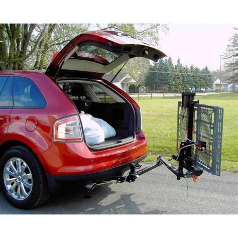 car wheelchair carrier