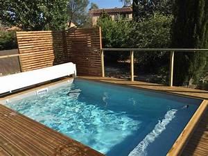 Mini Pool Terrasse : piscine mini piscine 10m mini piscine id es terrasses pinterest 50th plunge ~ Orissabook.com Haus und Dekorationen