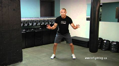 kickboxing basics   fighting stance  simply