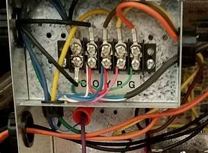 Y And O Terminals Jumpered On 1h  1c Heat Pump