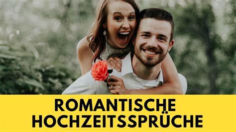 romantische hochzeitssprueche youtube