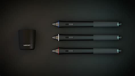 behance wacom pen