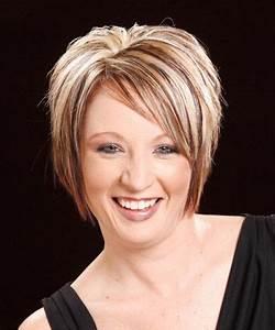 Coupe Cheveux Visage Ovale : coupe de cheveux courte pour visage ovale ~ Melissatoandfro.com Idées de Décoration