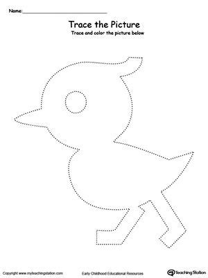 duck picture tracing duck pictures alphabet letter