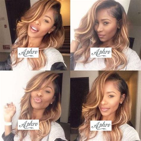 blonde ombre hair black women google search natural