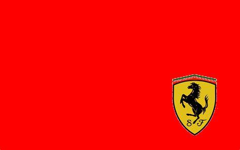 ferrari logo cool hd desktop wallpapers  hd