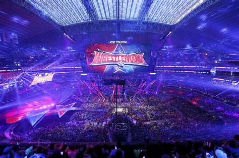 wrestlemania  return   orleans