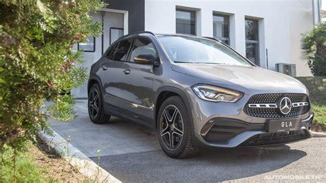 58.034 km, 1461 cc, 55 kw / 75 pk, euro 6b, 2 zitplaatsen in zwarte stof, bekerhouder, radio, 2 achterdeuren met venster. Prix Mercedes-Benz GLA 180 AMG neuve - 183 900 DT