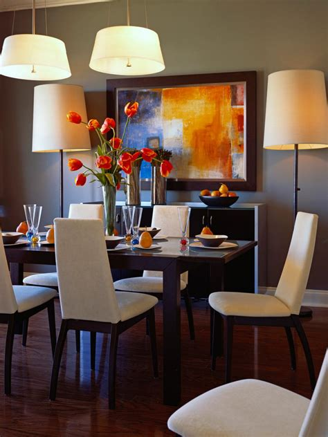 stunning colorful dining room design ideas