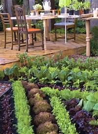 excellent edible garden design Remodelaholic | 25 Edible Garden Ideas