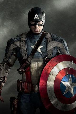 kapten amerika wallpaper   ponsel