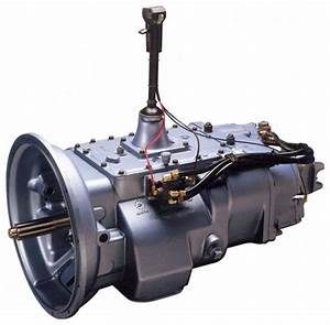 Manual Taller Motor Caja Eaton Fuller 18 V