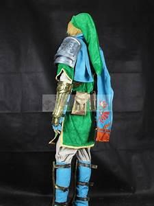 Custom Cheap Hyrule Warriors Legend of Zelda Link Full ...