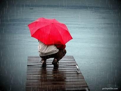 Umbrella Under Patio