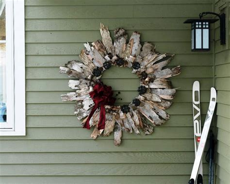 ways  decorate  birch bark diy