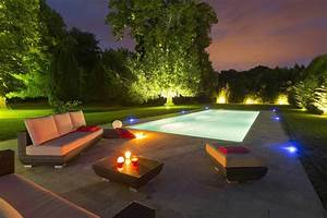 Eclairage Terrasse Piscine : piscine et spa 2016 living pool ~ Preciouscoupons.com Idées de Décoration
