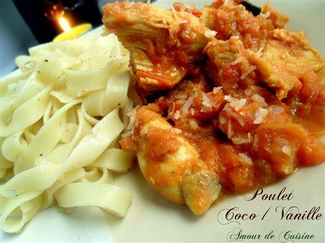 poulet au curry amour de cuisine