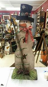 749 best crafts christmas primitive images on pinterest With country wood craft ideas