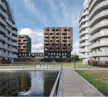 Housing Gazeau Philippe Ginko Eco District Divisare