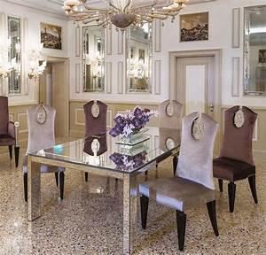 Miroir Salle A Manger : transparents et miroirs meubles sur mesure hifigeny ~ Teatrodelosmanantiales.com Idées de Décoration