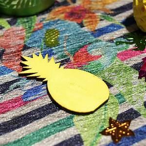 Chemin De Table Tropical : chemin de table ray tropical 30cm x 5m ~ Melissatoandfro.com Idées de Décoration