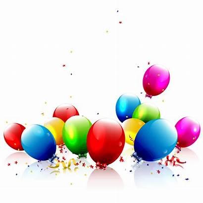 Balloons Clipart Balloon Party Decor Clip Searchpng