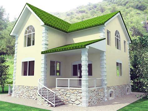 desain rumah mungil minimalis  lantai ndik home