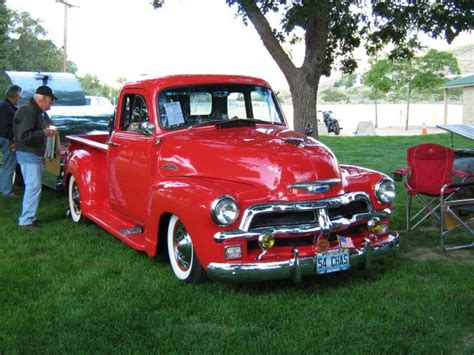 1954 chevy pickup business directory at muscle trucks of america blogs custom trucks truck