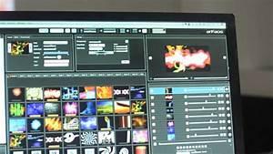 Arkaos Grandvj - 16 Channels Vj Software For Live Hd Video Mixing