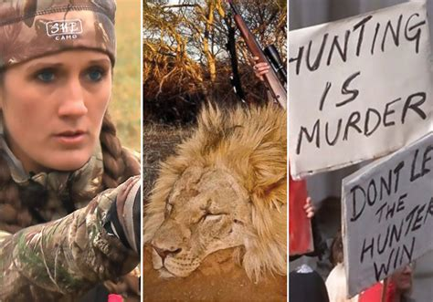 the truth about lions melissa bachman and the anti hunting