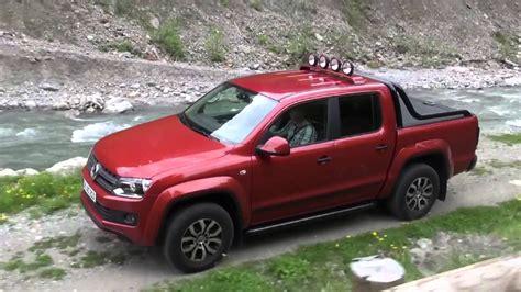 volkswagen pickup 2016 2015 2016 volkswagen amarok pickup youtube