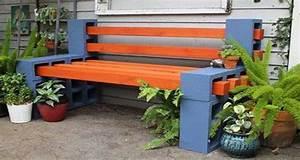 Jardiniere Pas Chere : 7 id es d co jardin r alis es avec des parpaings ~ Melissatoandfro.com Idées de Décoration