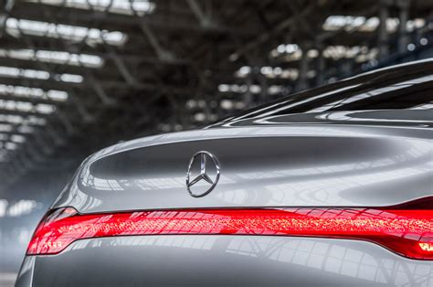 mercedes benz concept coupe suv tail lights car body
