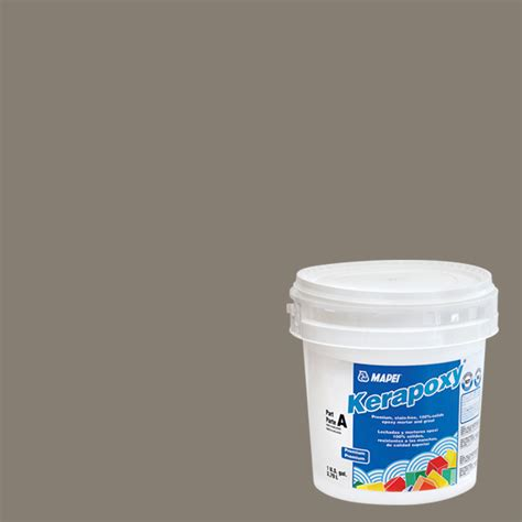 mapei beige grout shop mapei 14 lbs sahara beige kerapoxy epoxy grout at lowes com