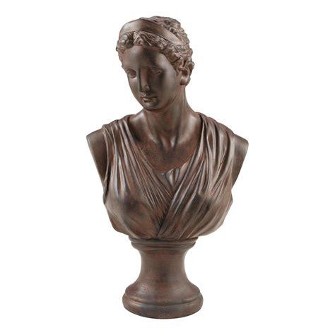 buste maison du monde statue buste femme ath 233 mise maisons du monde