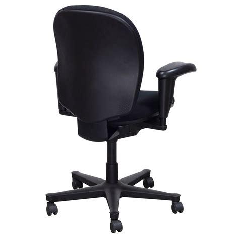 herman miller ambi used task chair black national