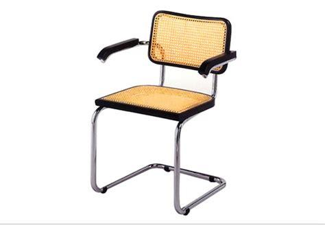 siege knoll chaise cesca de marcel breuer