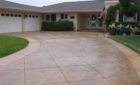 pictures of driveways concrete driveways the concrete network