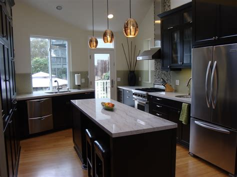 espresso color kitchen cabinets espresso shaker kitchen cabinets the unique espresso